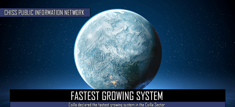 Fastest Growing System